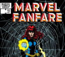 Marvel Fanfare Vol 1 10