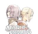 Ataque a los Titanes: Lost Girls (Novela)