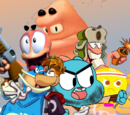 Gumball: The Crew of Legends