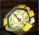 Famed Hoarder Compass