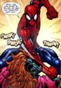 Peter Parker (Earth-91101) Vs. Kaine (Earth-91101) from Spider-Man The Clone Saga Vol 1 2 001.jpg