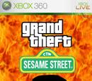 Grand Theft Sesame Street 3: Vice Sesame