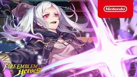 Fire Emblem Heroes - Legendary Hero (Robin- Fell Vessel)