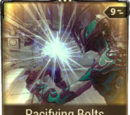 Pacifying Bolts