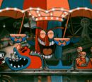 Carnival Kerfuffle