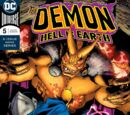 The Demon: Hell Is Earth Vol 1 5
