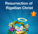 Resurrection of Rigellian Christ 2018 Promotion
