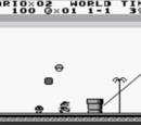 Levels in Super Mario Land