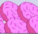 Пончик Розовый Ларс