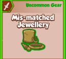 Mis-matched Jewellery
