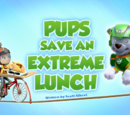 Pups Save an Extreme Lunch