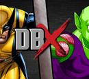 Piccolo vs Wolverine