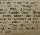 A Murder Is Announced (1956 TV)