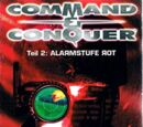 Arlarmstufe Rot 1 - 2 (Command & Conquer)