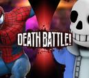 Spider-Man vs Sans
