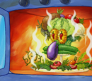 Roast à la Squidward