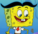 Stanley S. Squarepants (Exaggerated)