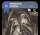 Demonio Estría - Inv. Fronteras Nº 42