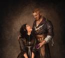 Portrait of Iris and Olgierd
