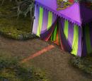Creepy Carnival Tent HW2015