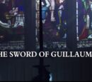The Sword of Guillaume