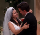 The One With Monica And Chandler's Wedding, Part 2