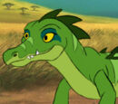 Nyota (A Crocodile's Journey)