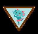 Dancer Badge