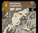 Demonio Albinach - Inv. Fronteras Nº 43