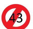 Curse of 43