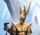 Король-феникс Бэл Шнаар Исследователь(Bel Shanaar)