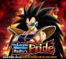 The Low-Class Warrior: Raditz's Pride