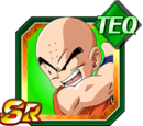 All-Out Strength Krillin