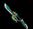 Ivy-Imbued Sword (Gear)