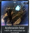 Aceleración fatal