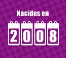 Nacidos en 2008