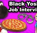 Black Yoshi's Job Interview!