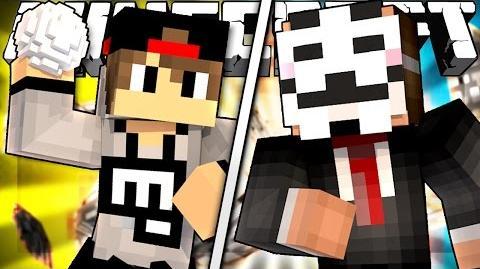 Hacker vs. Bully - Minecraft