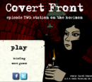 Covert Front Episode 2: Station on the Horizon