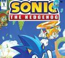 IDW Sonic the Hedgehog N° 1