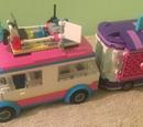 Buckmana/Mission Van and Art Studio towhook combination
