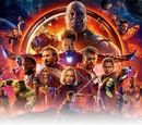 Météark/Avengers infinity war