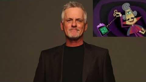 Obscure Voices Rob Paulsen as The Amazing Dr. Mysto from Hi Hi Puffy AmiYumi