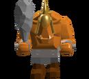 King Hogarth (Trigger Happy the Gremlin)