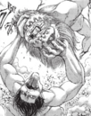 Eren forces the Jaw Titan to break the crystal.png