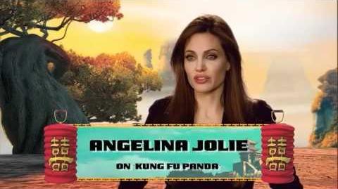 Kung Fu Panda 2 interviews