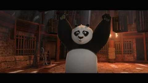 Kung Fu Panda 2 (2011) - TV Spot Charity
