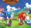 Sonic the Hedgehog (IDW) issues