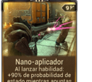Nano-aplicador