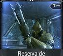 Reserva de munición